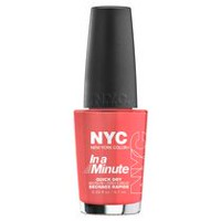 Vernis à ongles In A New York Minute de NYC New York Color Penn Station Pink
