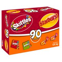 Skittles and Starburst Gluten Free Candies