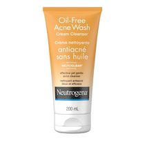 NEUTROGENA® Acne Wash Cream Cleanser