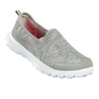 Athletic Works Women's Variety Athletic Slip-On Shoe Grey 8