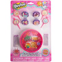 Shopkins Cake Decorating Kit