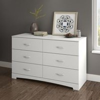 South Shore SoHo Collection Dresser White