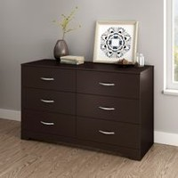 Bureau collection SoHo de Meubles South Shore Chocolat