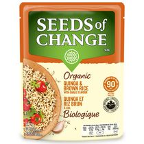 Seeds of Change® Quinoa & Brown Rice with Garlic