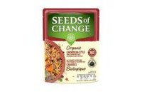 Seeds of Change® Organic Caribbean Style Wholegrain Rice with Red Beans & Poblano Peppers