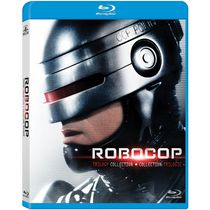 RoboCop Trilogy Collection (Blu-ray) (Bilingual)