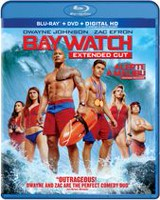 Baywatch (Blu-ray + DVD + Digital HD) (Bilingual)