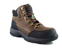 Workload Mens' Leather Hiking Workboot 10