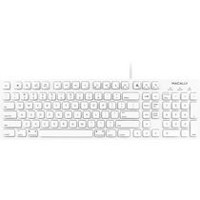 Macally Full size USB keyboard for Mac and PC
