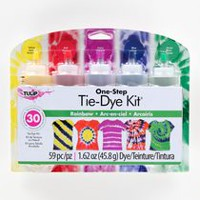 Tulip One-Step Tie Dye Kit 5-Color Rainbow