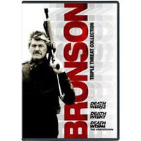 Bronson: Triple Threat Collection - Death Wish 2 / Death Wish 3 / Death Wish 4: The Crackdown (Bilingual)