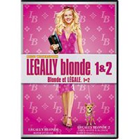 Legally Blonde / Legally Blonde 2: Red, White And Blonde (Bilingual)