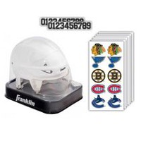 "Franklin Sports NHL ""You Choose"" Mini Player Helmet"