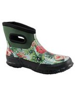 Weather Spirits Women's Lizzie Rubber Boots 7
