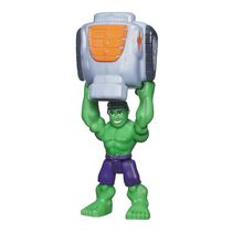 Playskool Heroes Marvel Super Hero Adventures - Figurine de Hulk démolisseur