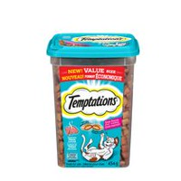 TEMPTATIONS® Tuna Flavour Treat For Cats