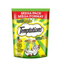 TEMPTATIONS® Chicken, Catnip, & Cheddar Mixup Cat Treats