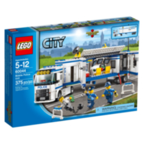 LEGO City - Mobile Police Unit (60044)