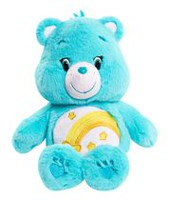 Care Bear Medium Plush Toy - Wish