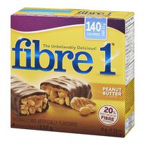 Fibre 1 Peanut Butter Chewy Bars