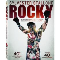 Rocky: Heavyweight Collection (40th Anniversary Edition) (Blu-ray) (Bilingual)