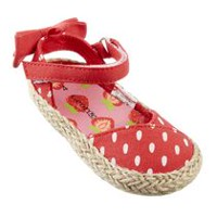 George baby Girls' Berry Espadrille 3