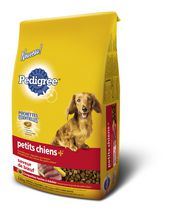 PEDIGREE SMALL DOG+ Beef Flavour Dry Food For Small Adult Dogs