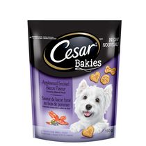 CESAR Bakies Applewood Smoked Bacon Flavour Dog Treats for Small Dogs