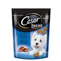 CESAR Bakies New York Strip Flavour Dog Treats for Small Dogs
