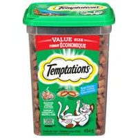 Temptations Seafood Medley Flavour Treats for Cats
