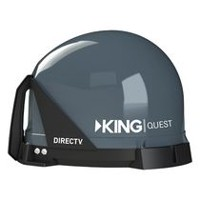 KING Quest Automatic Portable Satellite Antenna for DirecTV