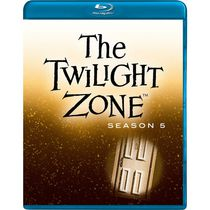 The Twilight Zone : Saison 5 (Blu-ray)