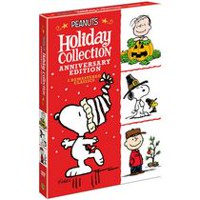 Peanuts Holiday Collection: Anniversary Edition - It's The Great Pumpkin, Charlie Brown / A Charlie Brown Thanksgiving / A Charlie Brown Christmas