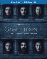 Game Of Thrones: The Complete Sixth Season (Blu-ray + Digital HD)