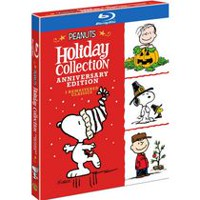 Peanuts Holiday Collection: Anniversary Edition - It's The Great Pumpkin, Charlie Brown / A Charlie Brown Thanksgiving / A Charlie Brown Christmas (Blu-ray)