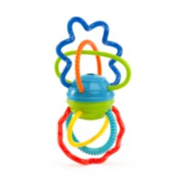 Oball Clickity Twist Baby Teether