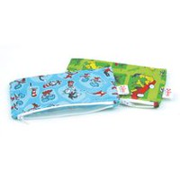 Bumkins - Sac à goûter - Pack de 2 - Cat in the Hat