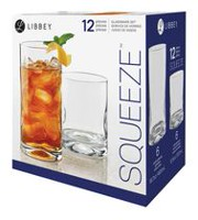 Libbey Glass Squeeze set/12