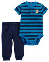 Child of Mine made by Carter's Infant Boys' Body Suit Pant Lion Set 18 months