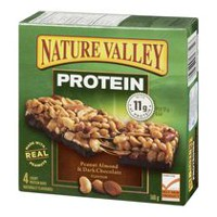 Nature Valley Protein Peanut Almond & Dark Chocolate Flavour Chewy Bars