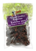 Joe`s Tasty Travels Thompson Seedless Raisins