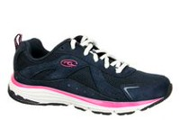 Dr. Scholl's Women's Galactic Athletic Shoes Navy 8