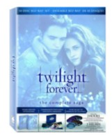 Twilight Forever: The Complete Saga (Blu-ray) (Anglais)
