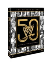 WWE 2013 - History Of The WWE - 50 Years of Sports Entertainment (DVD) (Anglais)