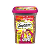 Temptations Mixups Cat Treats Tub