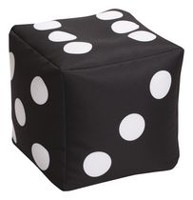 Pouf ottoman Cube Dés ​de Sitting Point