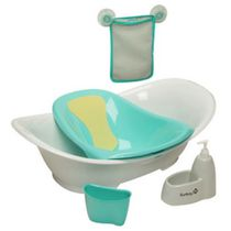 Safety 1st Custom Care Modular Tub with Accessories