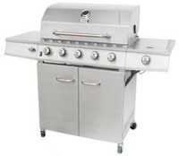 Backyard Grill 5-Burner Propane Gas Grill