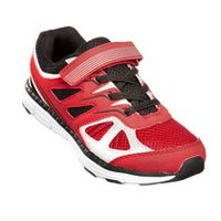 Athletic Works Boys' Sparky Athletic Shoe Red 3