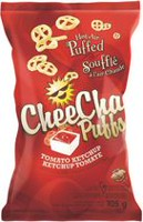 CheeCha Puffs Tomato Ketchup Wheat Snack